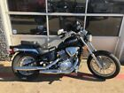 Shadow VLX 600 -- 2006 Honda Shadow VLX 600  2744 Miles Black  2 Manual