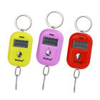Magideal 3Pcs Portable Electronic Hook Scale Hanging Luggage Weight SCALE