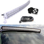 "288W 50"" Inch Curved LED Work Light Bar for SUV 4WD Truck Car ATV 4X4 JEEP JK"