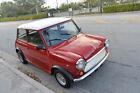 1976 Austin Mini 1300cc Innocenti SEE VIDEO! 1976 classic austin mini innocenti morris not cooper s fiat 500 mg mga triumph