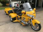 2010 Honda Gold Wing  2010 Honda 1800 Goldwing Trike, Champion Trike conversion