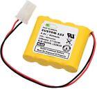 Dantona Replacement Emergency Lighting Battery 4.8 Volt Nickel Cadmium Lighting