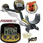 """Fisher Gold Bug PRO Metal Detector w/ 5"""" DD Double-D Search Coil 5 Year Warranty"""