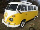 1967 Volkswagen Bus/Vanagon  1967 Volkswagen Westfalia Poptop Split Window Camper Bus
