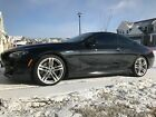 2014 BMW 6-Series 640i xDrive M SPORT Coupe 2014 BMW 640i XDRIVE M SPORT COUPE