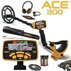 Garrett ACE 300 Metal Detector with PRO POINTER II Pinpointer