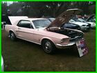 Ford Mustang Hardtop Coupe, Sport Sprint Package, Original, #'s Matching 1967 Ford Mustang Coupe, 289ci V8, C-4 Select Shift Cruise-O-Matic Transmission