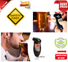 NEW Professional LCD Alcohol Tester Digital Alcohol Detector Breathalyzer Police