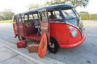 1972 Volkswagen Bus/Vanagon 15 Windows restored SEE VIDEO!! 1972 VW Bus 15 windows kombi camper similar to 1967 1960 23 21 Van