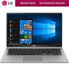 "LG gram 15.6"" Intel 8th Gen i7-8550U Ultra-Slim Touch Laptop - 15Z980-R.AAS9U1"