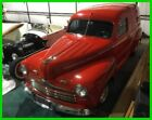 Ford Delivery Sedan Resto-Mod 1946 Ford Delivery Sedan, 350ci V8, Automatic Transmission, Frame Off Restore