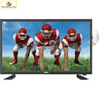 """RCA 24"""" Class FHD 1080P LED TV RTDVD2409 with Built-in DVD HDMI 60 Hz 16:9 Black"""