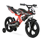 "16"" Hyper Speed Bike Authentic Hyper graphics Children Toddler Dirt Bicycle"