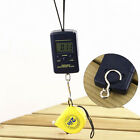 Pocket 40kg/10g LCD Digital Hanging Luggage Weight Fishing Electronic Scale Hook