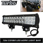 "Fit Polaris RZR Sportsman 570 John Deere ATV UTV 12"" COMBO LED WORK LIGHT BAR"