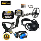 Garrett AT Gold PROformance DD Submersible Coil, MS-2 & Waterproof Headphones