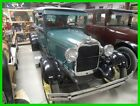 1929 Ford Model A Sedan, Frame Off Restore 1929 Ford Model A Sedan, 4-cyl, 4-Spd Manual Trans, NO Rust, 100% Restored