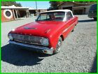1963 Ford Falcon Convertible Frame Off Restoration 1963 Ford Falcon Convertible, 260ci V8, 4-Speed on the Block Trans, Restored