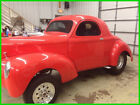 Willys Gasser Outlaw Body 1941 Willy's Coupe Gasser, Outlaw Body, 383ci V8, Turbo 400 Auto Transmission