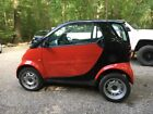 2005 Smart Fortwo Pure 450 Smart Car rolling chassis