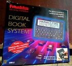 New Franklin Electronic Publishers Digital Book System DBS