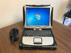 Panasonic CF-19 toughbook, windows 7 hp, intel core 2 duo 1.06GHz, 3gb ram,80gb