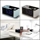 Emerson SmartSet Alarm Clock ,USB port for iPhone/iPad/iPod/Android and Tablets