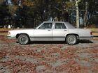 1989 Mercury Grand Marquis LS 1989 Mercury Grand Marquis LS 5.0 EFI four door sedan