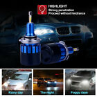 AUto H1 H4 H8 H11 H7 880 9005 9006 Car LED Headlight Bulb 50W 10000LM real Chips