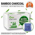 Natural Air Purifier and Diaper Pail Deodorizer Bamboo Carbon Filters/Bamboo Cha