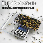 Digital Scale LCD Jewelry Gold Silver Coin Gram Pocket Size Herb Grain Auto Off