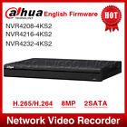 Dahua Original NVR4232-4KS2 32CH 1U 4K&H265 2SATA Network Video Recorder(No POE)