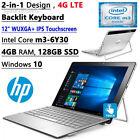 HP Spectre X2 12-Inch Convertible Flagship WUXGA FHD Touchscreen Laptop...