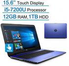 HP Pavilion 15.6'' Touchscreen HD SVA (1366x768) Laptop PC, Intel Core...
