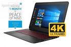 HP OMEN 15 UHD 4K Gaming Laptop (Intel i7 Quad Core, 2TB HDD + 512GB SSD,...
