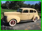 1940 Ford Deluxe  1940 Ford Deluxe Manual Sedan - Rust Free, New Paint