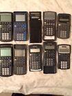 Texas Instruments Calculator Lot