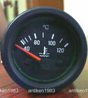 "52mm Water Temperature Gauge Electrical Type 40-120 º C Size (2"" 1/16 "")= 10 NOS"