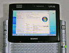 SONY VAIO VGN UX50 UX MICRO PC UMPC INTEL U1300 1.06GHz 512RAM 30GB HDD WIFI BT