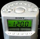 Classic Vintage Sony Dream Machine ICF-C793 Digital Alarm Clock Radio FM/AM Exc!
