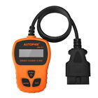 Universal OBDⅡ/EOBD+CAN Scanner Car Vehicle Diagnostic Scan Tool Code Reader US