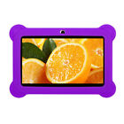 """7"""" Kids Tablet Android 4.4 Quad Core 8GB Dual Camera Wifi W/Silicone Case bundle"""