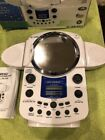 Curtis CD Player/Shower AM/FM Stereo Radio w/LCD Clock & Mirror RS59A
