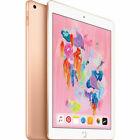 Apple iPad 6th Gen. 32GB, Wi-Fi + Cellular (Unlocked), 9.7Inch - Gold