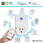 Smart Plug, Wireless WiFi Smart Outlet Switch, Compatible with Alexa and Google