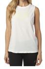 Fox Racing Women's Enduro Muscle Shirt - White *Various Sizes