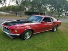 1969 Ford Mustang MACH 1 1969 FORD MUSTANG MACH 1 351 CU. IN. V-8 4 SPEED MANUAL  NO RESERVE VERY CLEAN!!