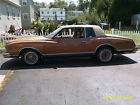 1978 Chevrolet Monte Carlo landau 1978 chevy monte carlo