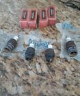 Vintage NOS 4 Champion Sparks plugs ModeL A Ford era 0-C0M  Plugs in Orig Boxes