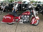 Indian Springfield -- 2016 Indian Springfield  15301 Miles Red  2 Manual